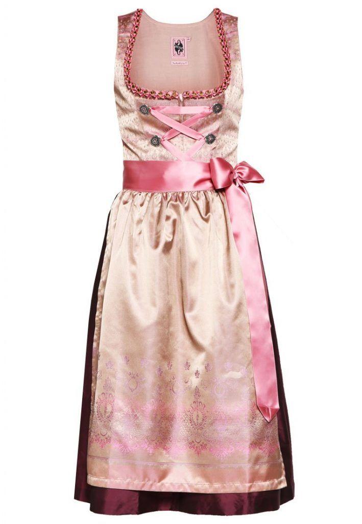 #German #Princess #Dirndl #rosa für #Damen