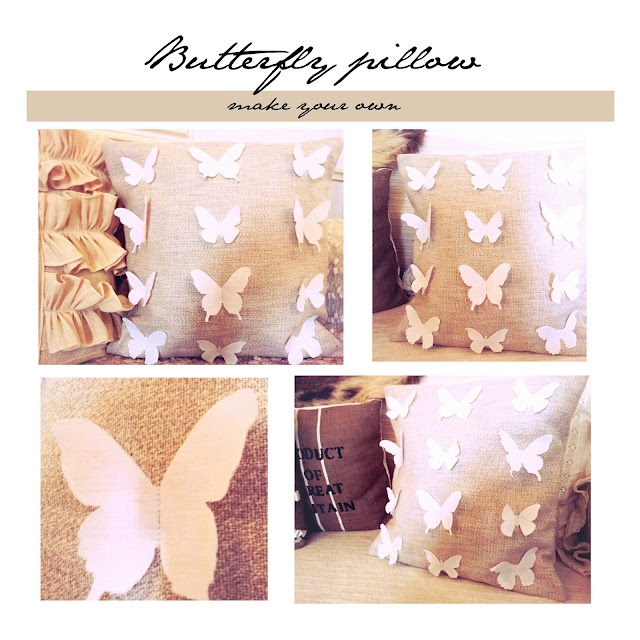 ..Twigg studios: silhouette projects: Diy Sewing Pillows, Silhouette Projects, Sewing Projects, Butterflies, Pillow Tutorial, Craft Ideas, Pillows Twigg Studios, Silhouette Cameo
