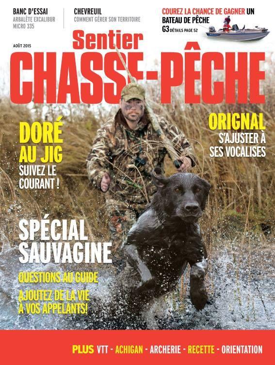 Magazine Août 2015