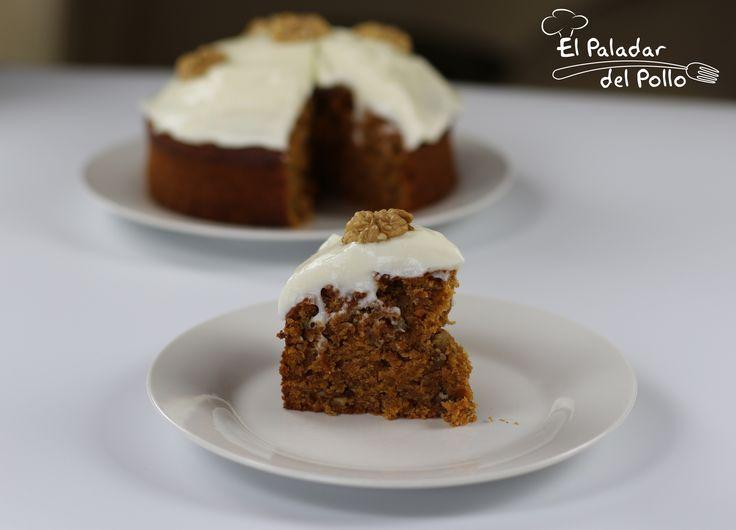 Carrot Cake sencillo