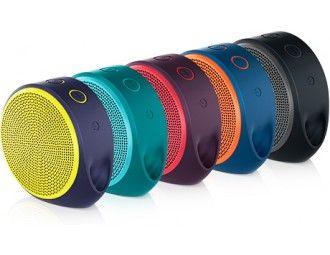 Neu im ROLstore: Logitech X100 Mobile Wireless Speaker Red - Ihr Online Shop für Elektronik in Südtirol