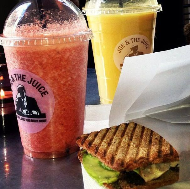 JOE & THE JUICE | Scandinavie, Internationaal | 2012 | Sappen, smoothies & coffee | Trends: Healthy, Iconisation, Urban