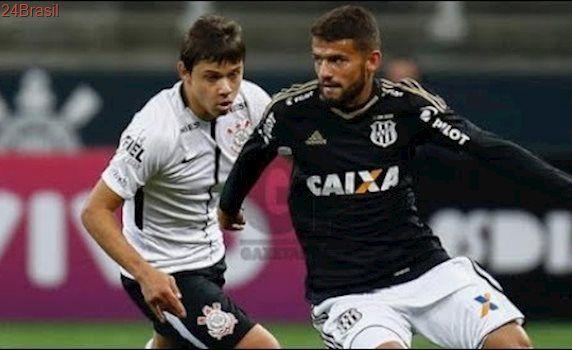 Corinthians 2 x 0 Ponte Preta - Gols & Melhores Momentos - 1° Tempo - Brasileirão 2017