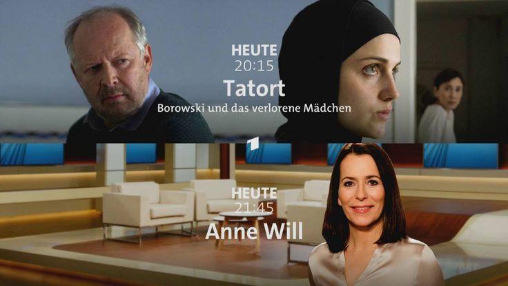 """Brandt und Borowski ermitteln heute Abend im """"Tatort: Borowski und das verlorene Mädchen"""" – direkt im Anschluss diskutiert Anne Will mit ihren Gästen darüber, warum aus jungen Menschen Islamisten werden."""