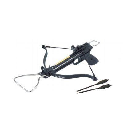 80 Lbs Pistol Crossbow with Free Pack of Arrows New Reviews - http://huntingbows.co/80-lbs-pistol-crossbow-with-free-pack-of-arrows-new-reviews/