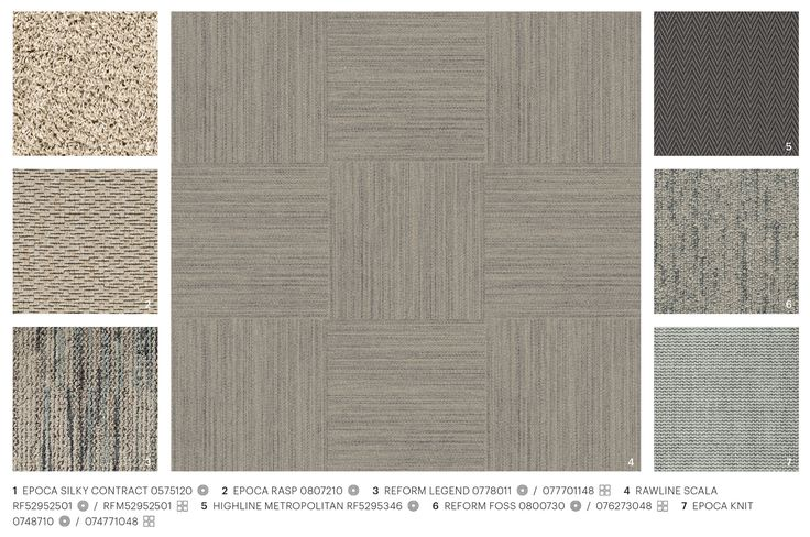 Rawline Scala beige hues mixed and matched with other ege carpet designs #mixandmatch #beige