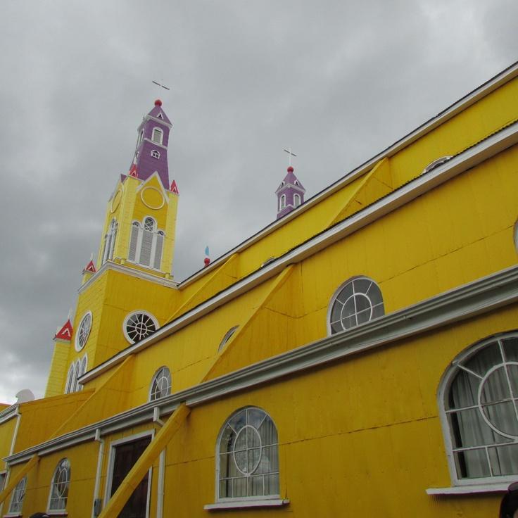 Iglesia de Castro.