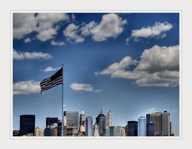 Nuvole e Grattacieli in Newyork | Flickr - Photo Sharing!