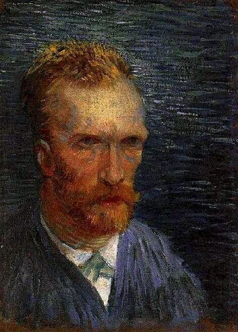 Self-Portrait, Summer 1887 by Vincent van Gogh