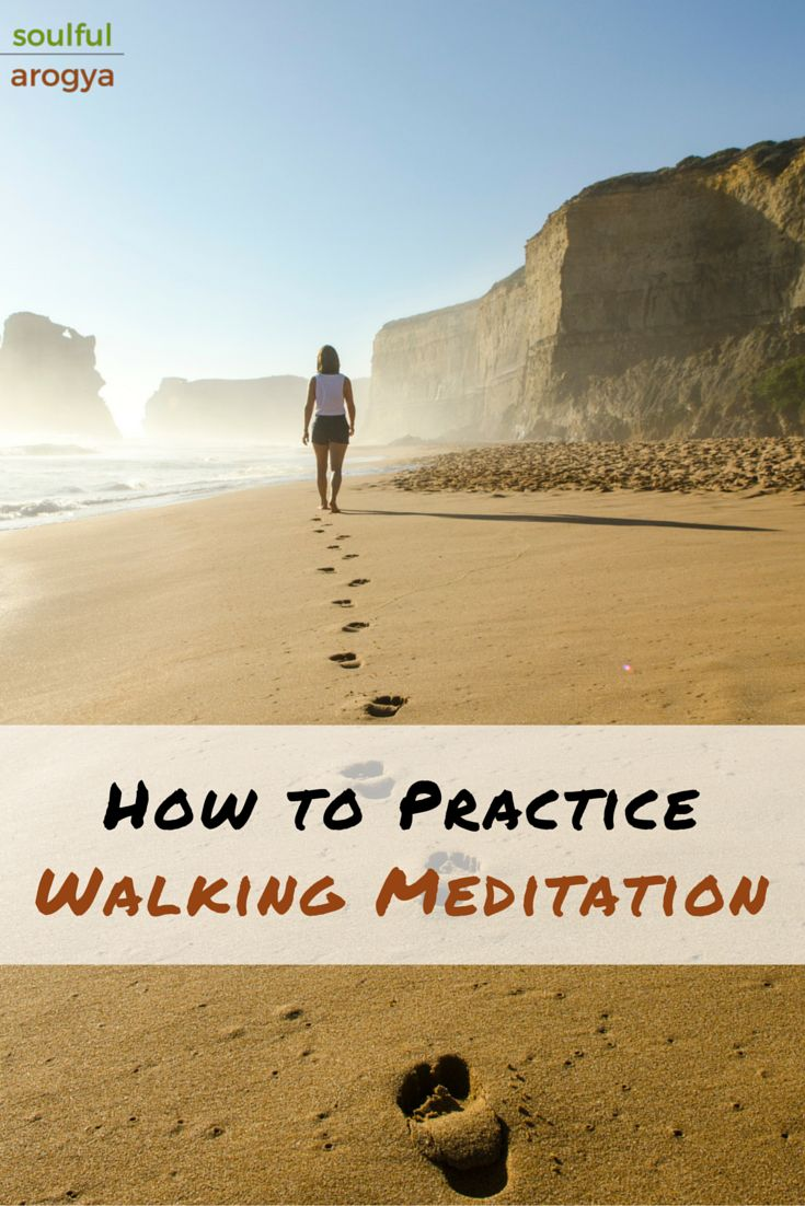 How to Practice Walking Meditation [Infographic]