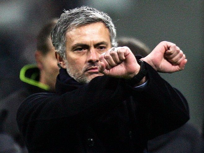 "José Mário dos Santos Mourinho Félix, OIH, or simply José Mourinho, is a Portuguese football manager, currently the head coach of Real Madrid. He is commonly known as ""The Special One""."