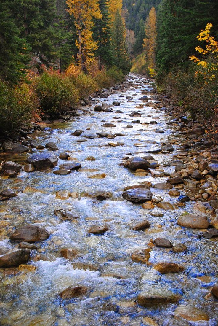 Bridge Creek, The Pacific Crest Trail, Washington