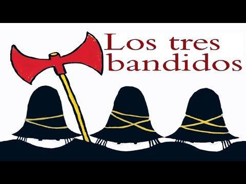 Los tres bandidos - Tomi Ungerer - Cuentos infantiles