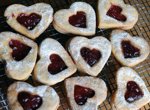 Jammie Dodgers Recipes from the Big Fat Blog