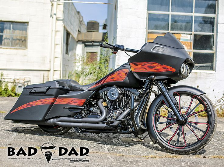 Bad Dad | Custom Bagger Parts for Your Bagger | Baggers :: Brad's Road Glide