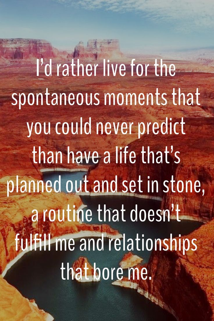 Spontaneous Love Quotes Beauteous The 25 Best Spontaneous Quotes Ideas On Pinterest  Expect The