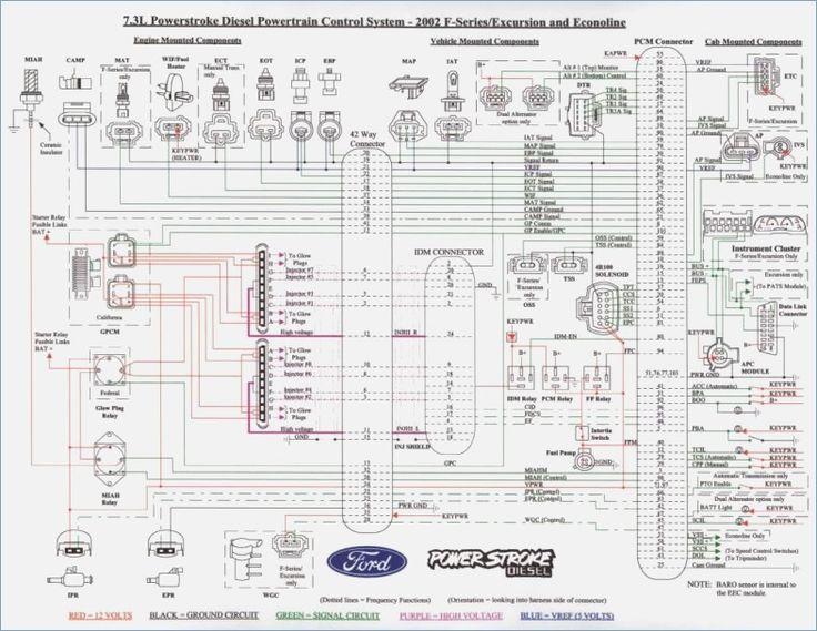 73 powerstroke glow plug relay wiring diagram wildness