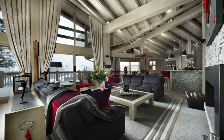 Chalet Baltoro | HomeDSGN, a daily source for inspiration and fresh ideas on interior design and home decoration.