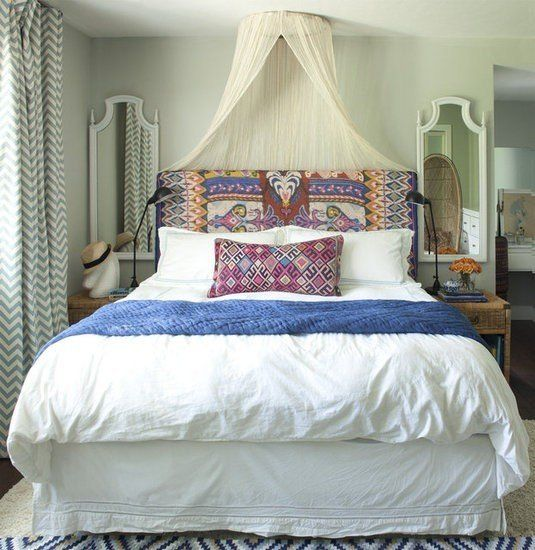 Style inspiration tranquil white bedrooms with beautiful for Bedroom mirror inspiration