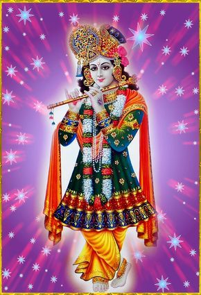 """Shri Krishna said: """"Those who fix their minds on My personal form and are always engaged in worshiping Me with great and transcendental faith are considered by Me to be most perfect.""""~Bhagavad Gita 12.2 To order a copy of """"Bhagavad Gita as it is"""":http://store.krishna.com/Detail.bok?no=2325&bar=_shp_bbt"""