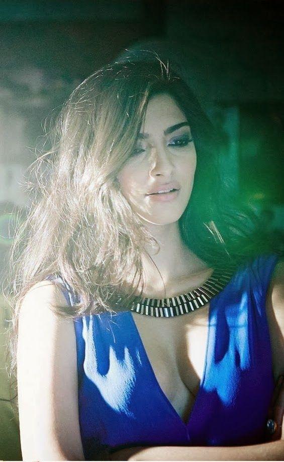Sonam Kapoor Women's Health Hot Photoshoot - January 2014