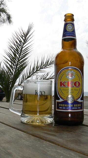 Cyprus - Keo #beer