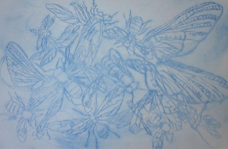 Flutterbugs by PaulineJollow on Etsy