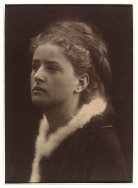 The Angel in the House by Julia Margaret Cameron, Great Britain, 1873. l Victoria and Albert Museum #Christmas #AngelTrail