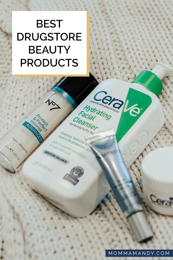 Best of Drugstore Beauty Products