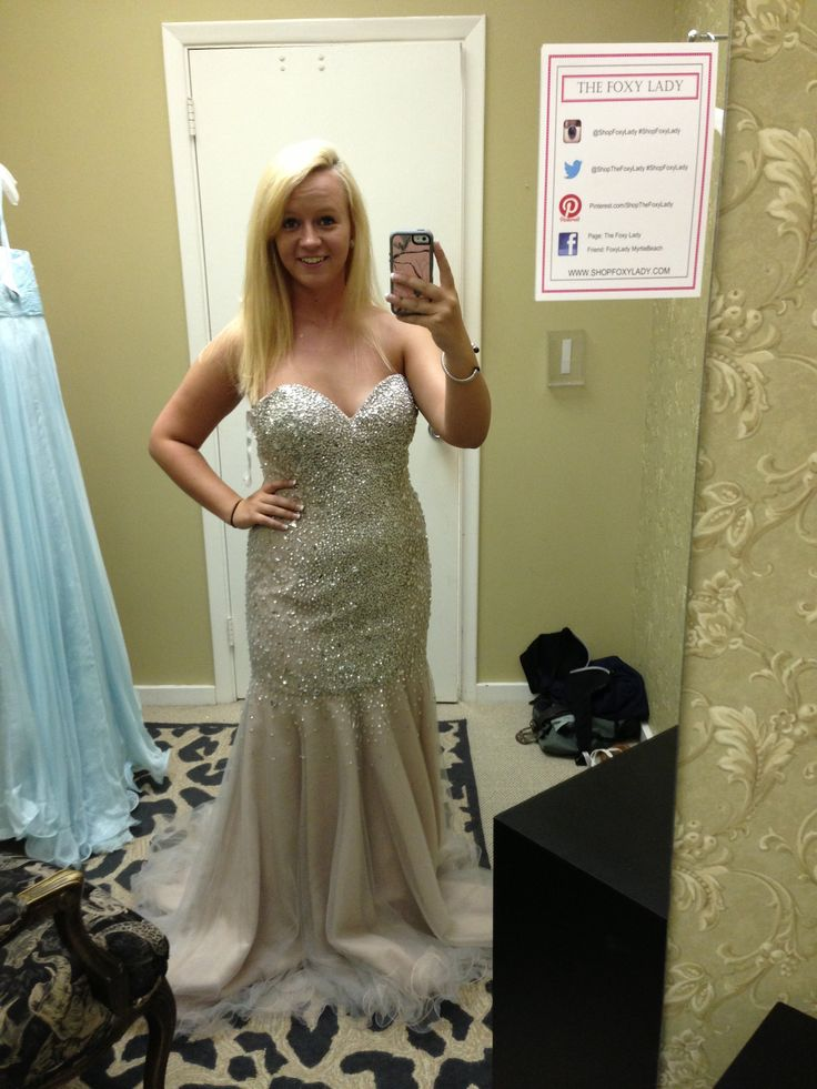 Marine ball dress I actually bought! :)