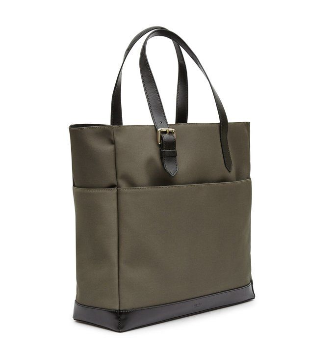 REISS - CHESTER CONTRAST TOTE BAG