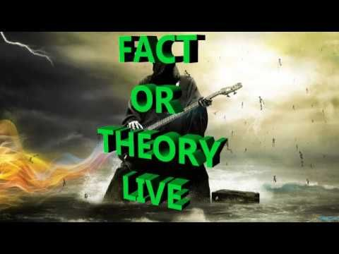 FACT OR THEORY LIVE! IS THE EARTH BIGGER THAN WE ARE TOLD??? FLAT EARTH ...