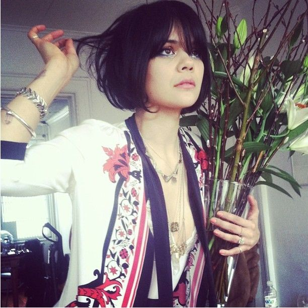 Natasha Khan.  Bat for Lashes.