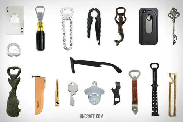 Essentials: Bottle Openers