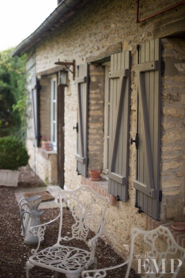 Marvelous 17 Best Ideas About French Country Exterior On Pinterest Brick Largest Home Design Picture Inspirations Pitcheantrous