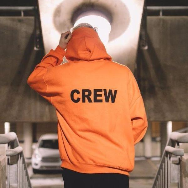 World Tour Backstage CREW Hoodie