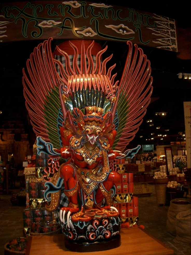 garuda sculpture - photo #13