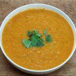Soupe tomates et courgettes au thermomix