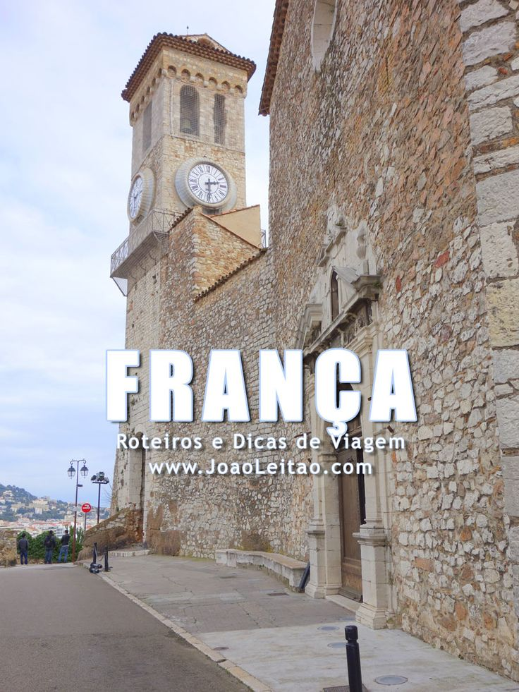 França – Roteiros e Dicas♡