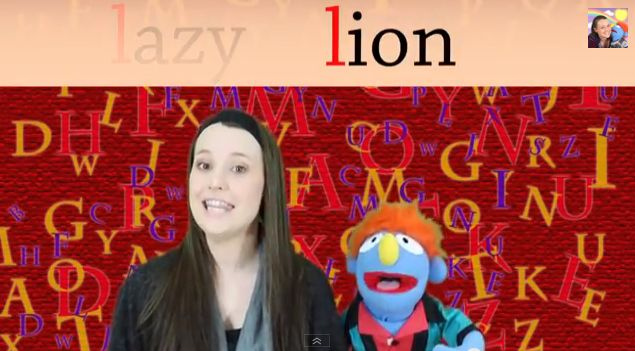 Nellie and Ned Phonics Videos - short youtube videos that are perfect for articulation therapy and home practice!
