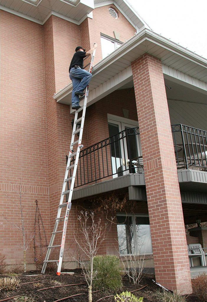 Little Giant 12022 Revolutionxe 22 Foot Multi Use Ladder Little