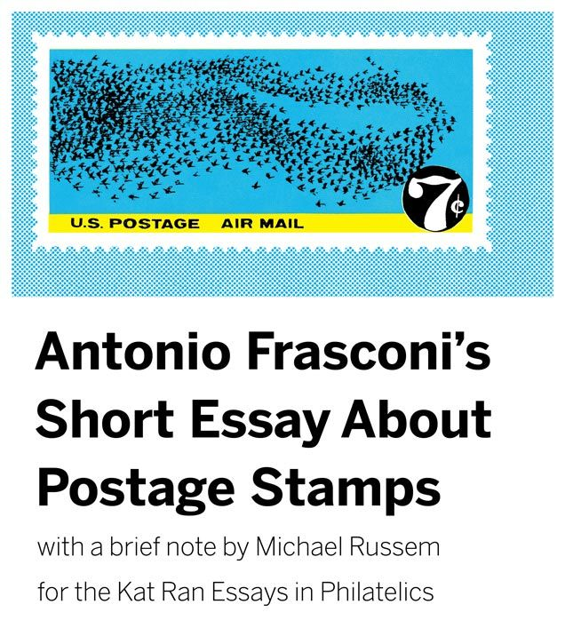 best stamp collecting images stamp collecting  antonio frasconi s short essay about postage stamps the offices of kat ran press