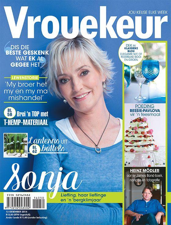 12 December 2014 | 12 Desember 2014 Sonja Herholdt