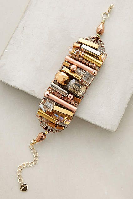 Ancient Roads Bracelet - anthropologie.com