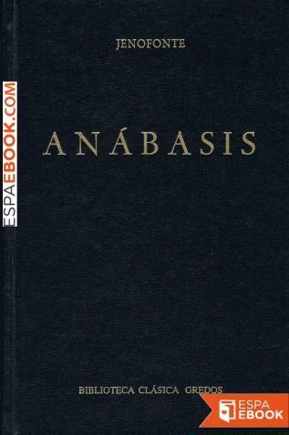 Anábasis (trad. Ramón Bach Pellicer)