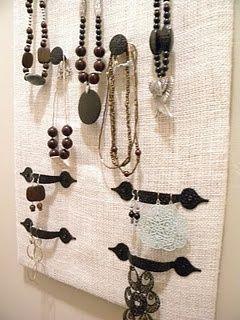 33 best jewelry organizer images on Pinterest Jewellery storage