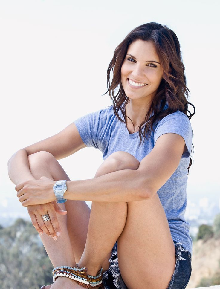 Proud of this portuguese powerful woman -Daniela Ruah