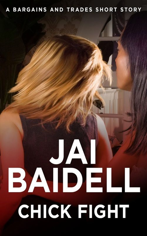 www.jaibaidell.com — romance is tricky for a spy...