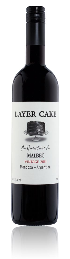 My favorite kind of layer cake..Malbec!  No baking required..but you might get toasted XD