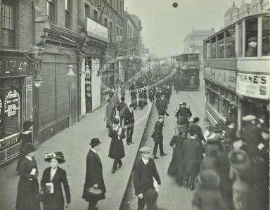 Tooting Broadway 1912.